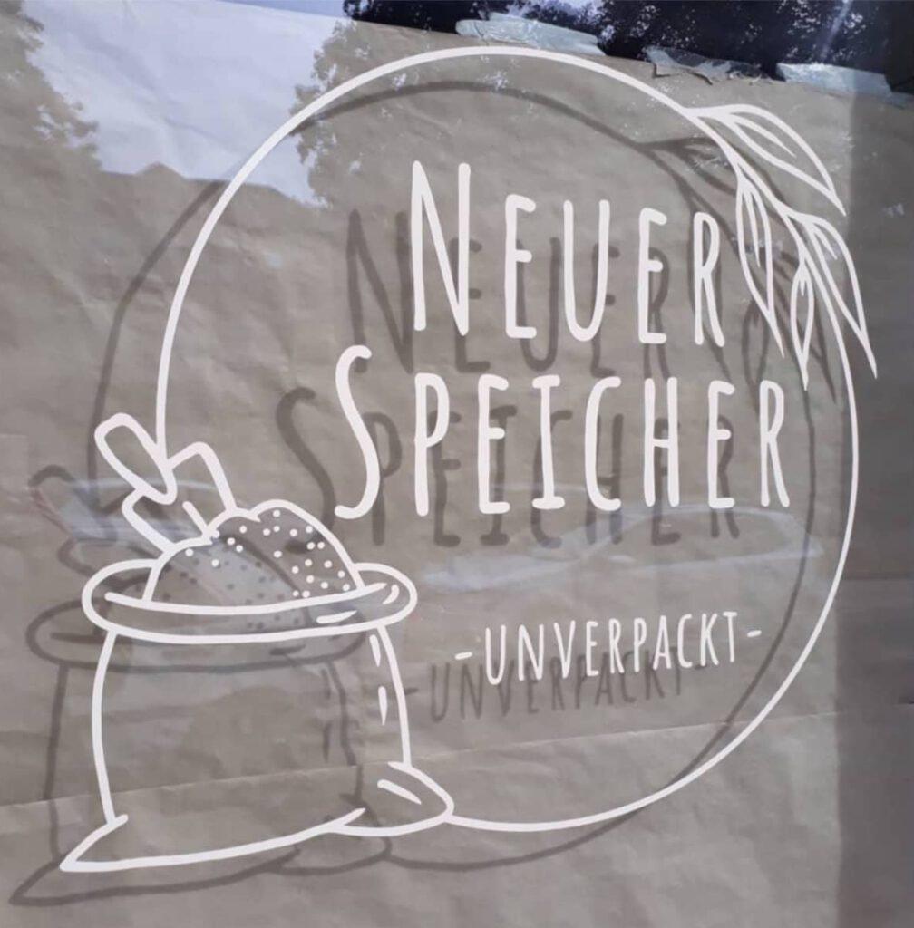 Neuer Speicher Logo